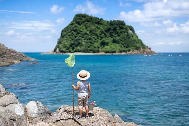 日本摄影师曝光儿子私房照,意外走红:这才是我们向往的夏天