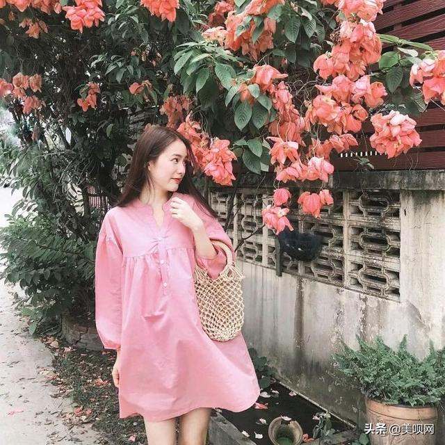 泰国第一网红pimtha的照片,简直是拍照教科书!